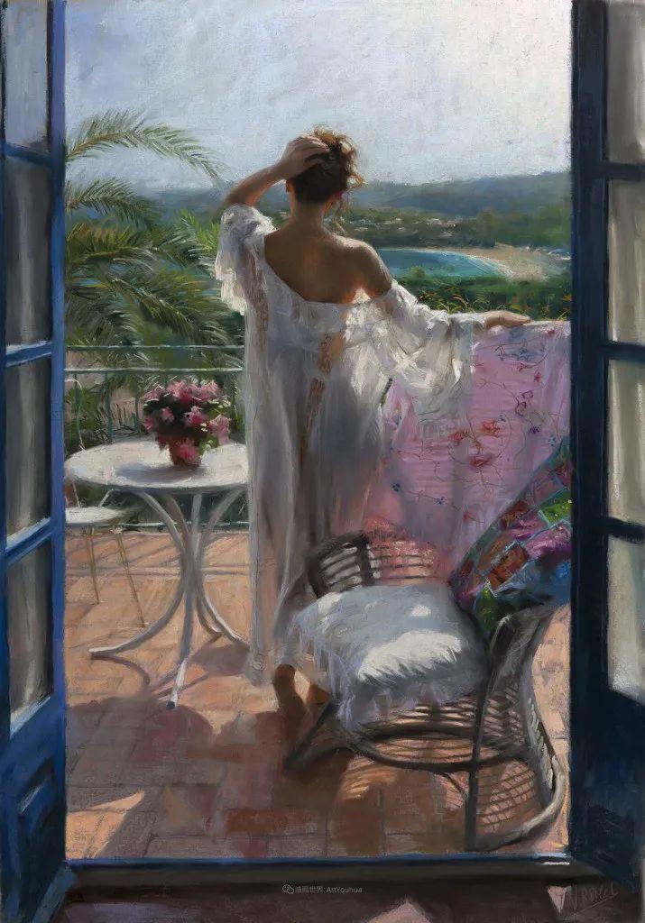 地中海暖阳下,穿裙的女子,浪漫美丽!插图18