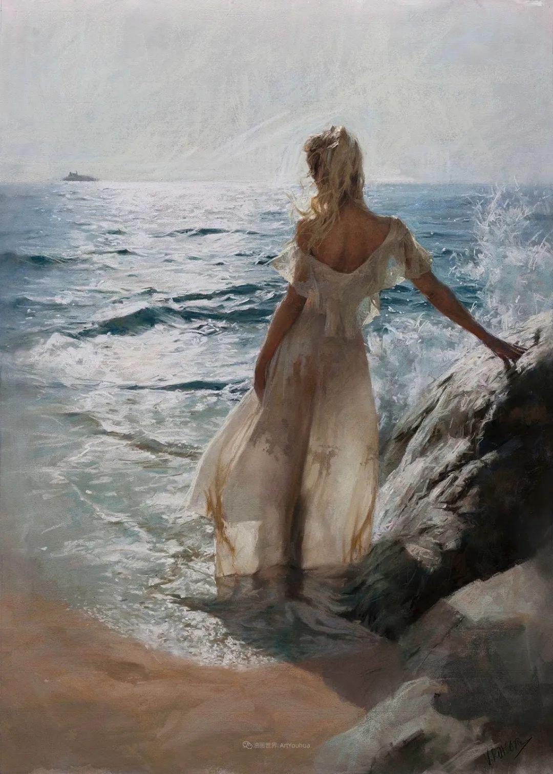 地中海暖阳下,穿裙的女子,浪漫美丽!插图21