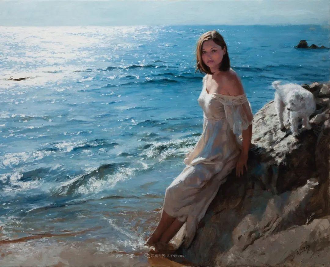 地中海暖阳下,穿裙的女子,浪漫美丽!插图22