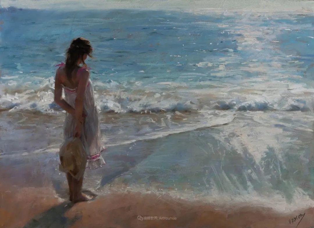 地中海暖阳下,穿裙的女子,浪漫美丽!插图23