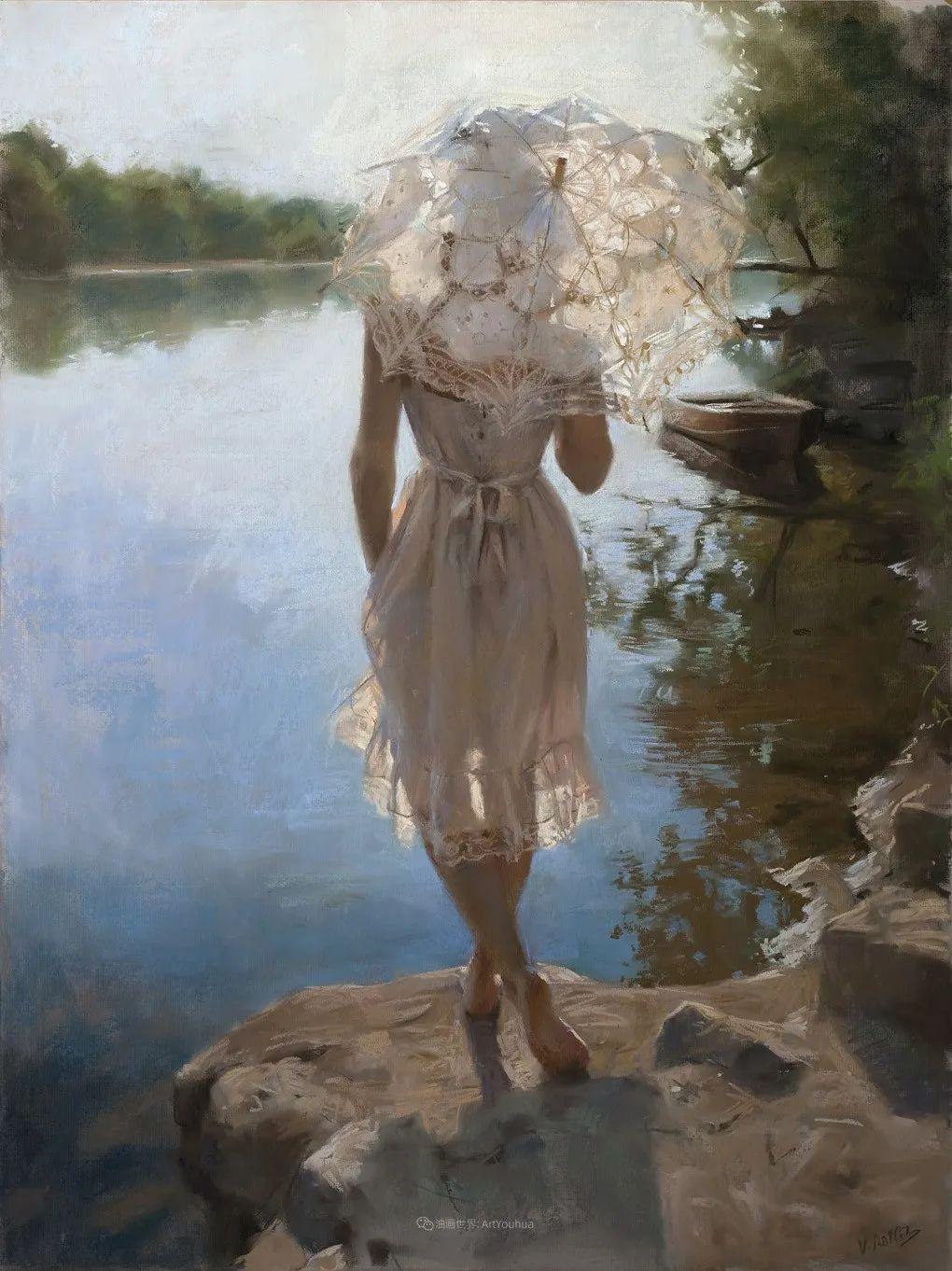 地中海暖阳下,穿裙的女子,浪漫美丽!插图24