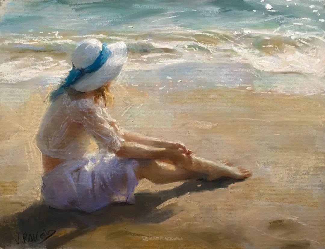 地中海暖阳下,穿裙的女子,浪漫美丽!插图28
