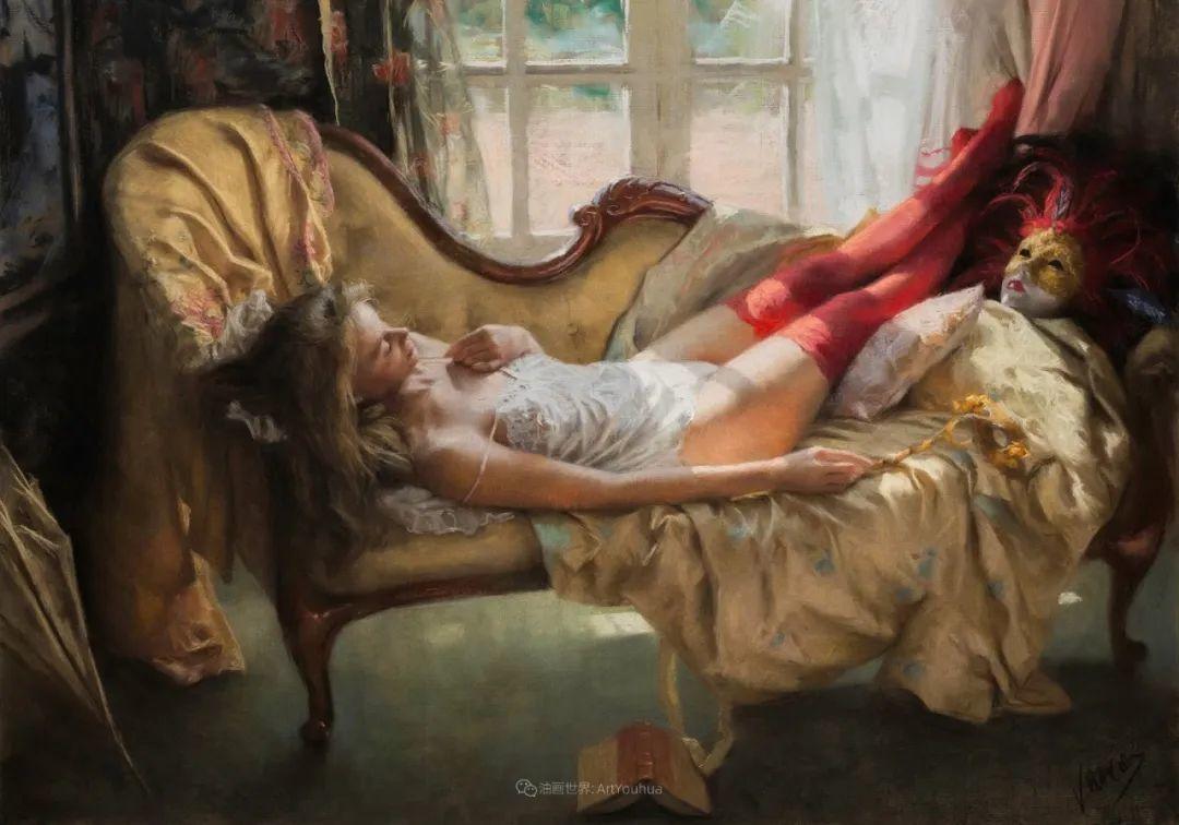 地中海暖阳下,穿裙的女子,浪漫美丽!插图31