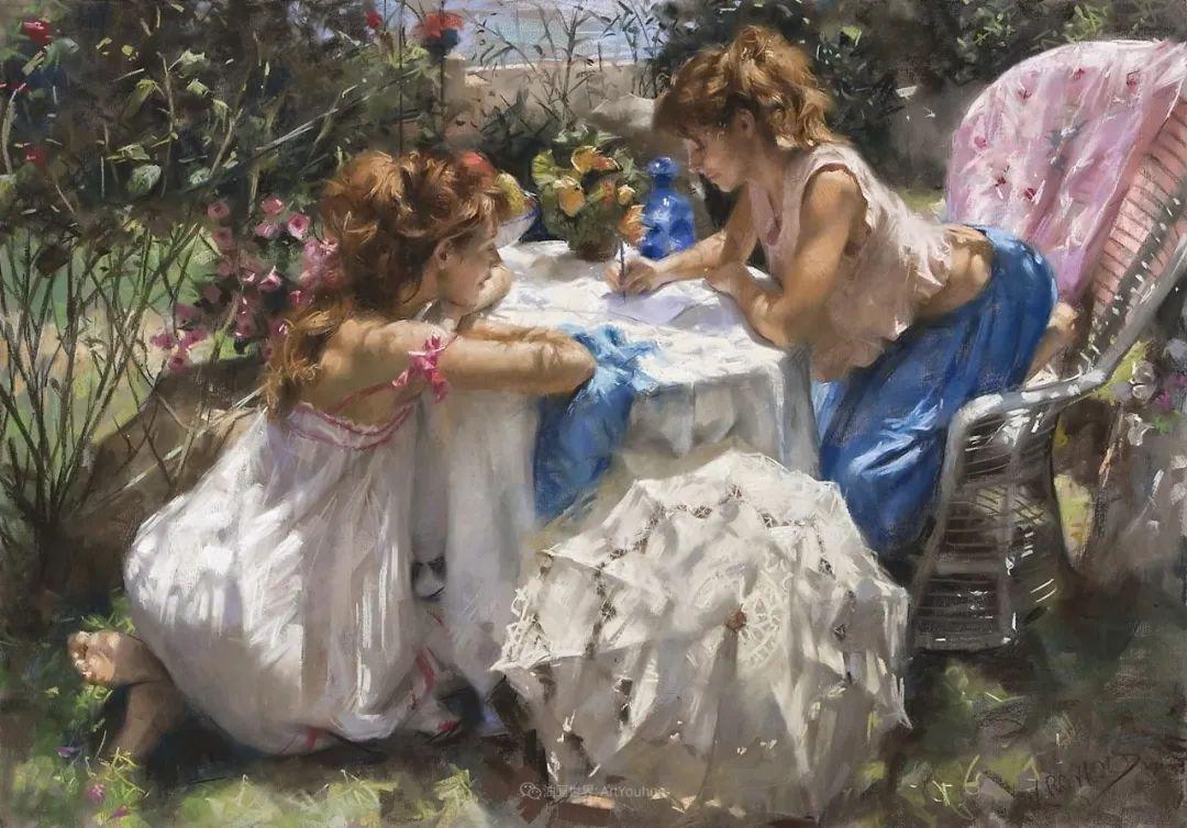 地中海暖阳下,穿裙的女子,浪漫美丽!插图34