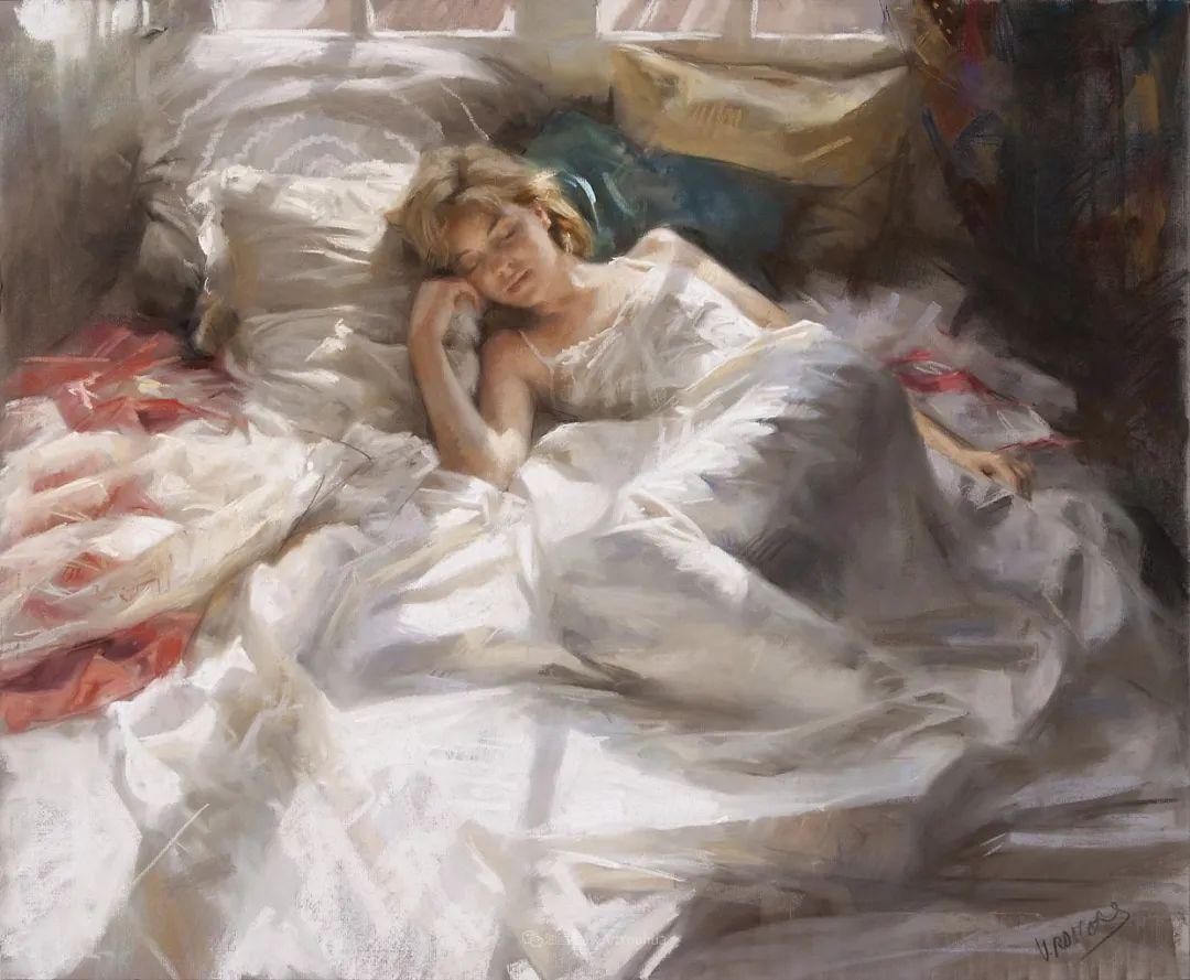 地中海暖阳下,穿裙的女子,浪漫美丽!插图37