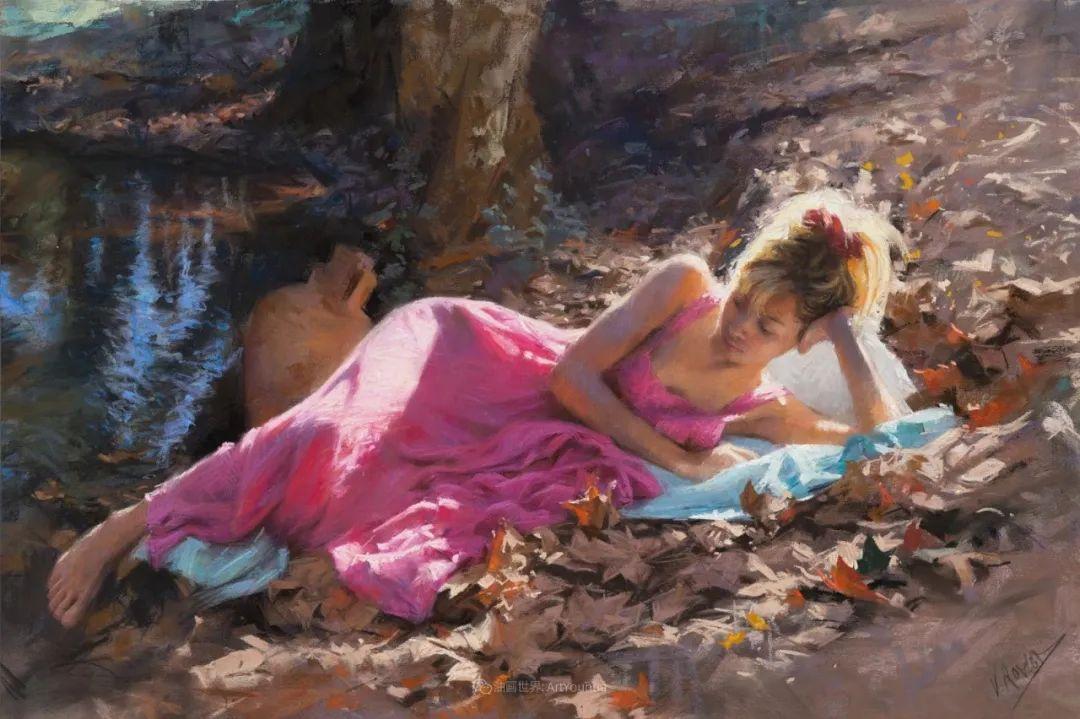 地中海暖阳下,穿裙的女子,浪漫美丽!插图45
