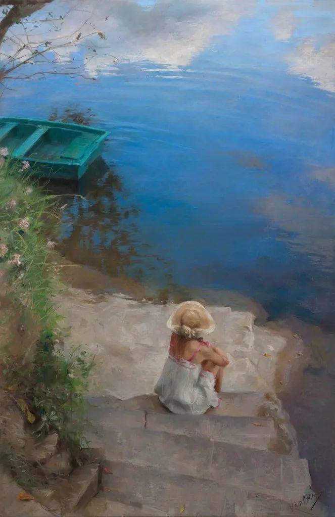 地中海暖阳下,穿裙的女子,浪漫美丽!插图46