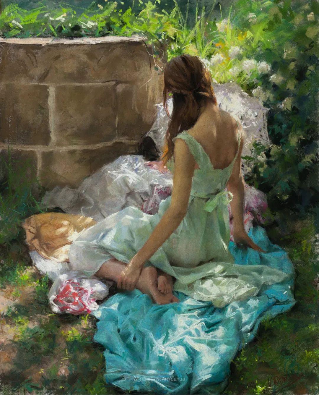 西班牙画家   维森特·罗梅罗·雷东多作品选二插图