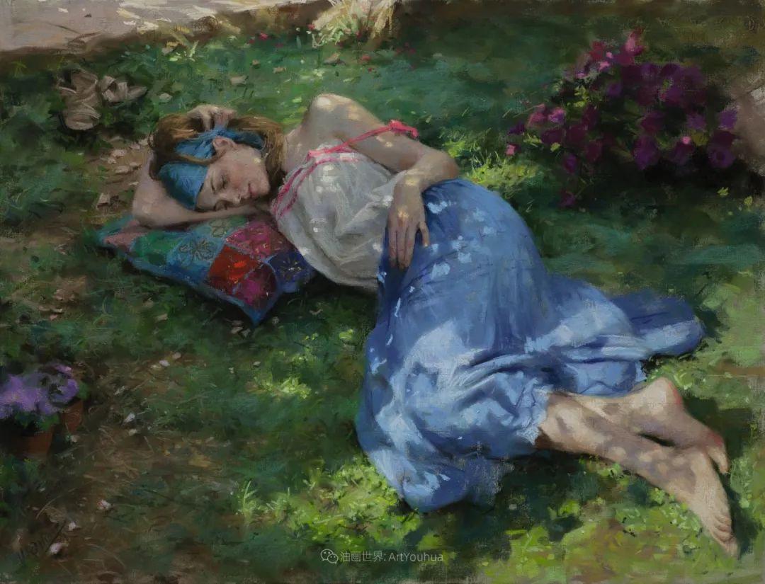 西班牙画家   维森特·罗梅罗·雷东多作品选二插图2