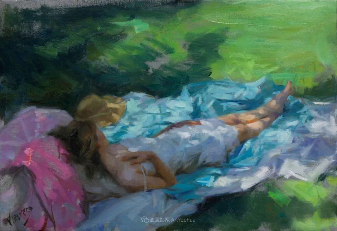 西班牙画家   维森特·罗梅罗·雷东多作品选二插图8