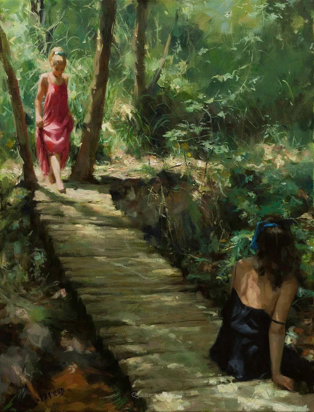 西班牙画家   维森特·罗梅罗·雷东多作品选二插图14