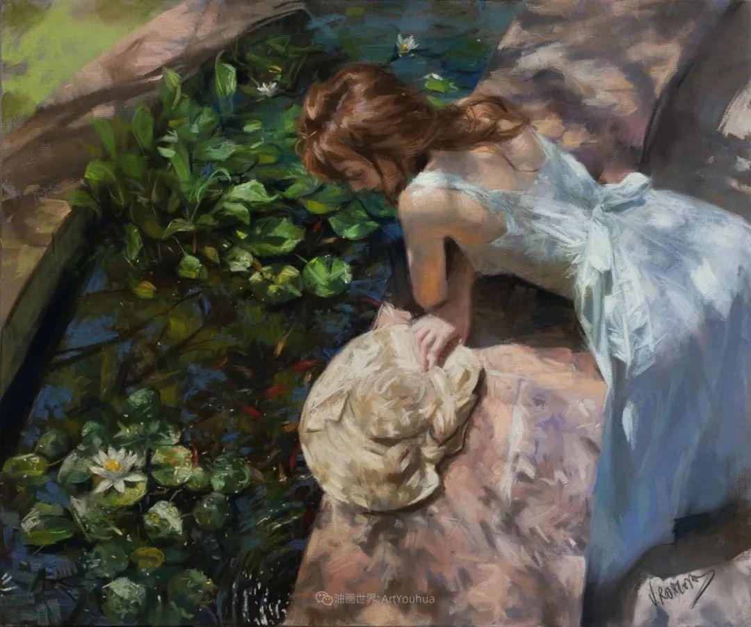 西班牙画家   维森特·罗梅罗·雷东多作品选二插图16