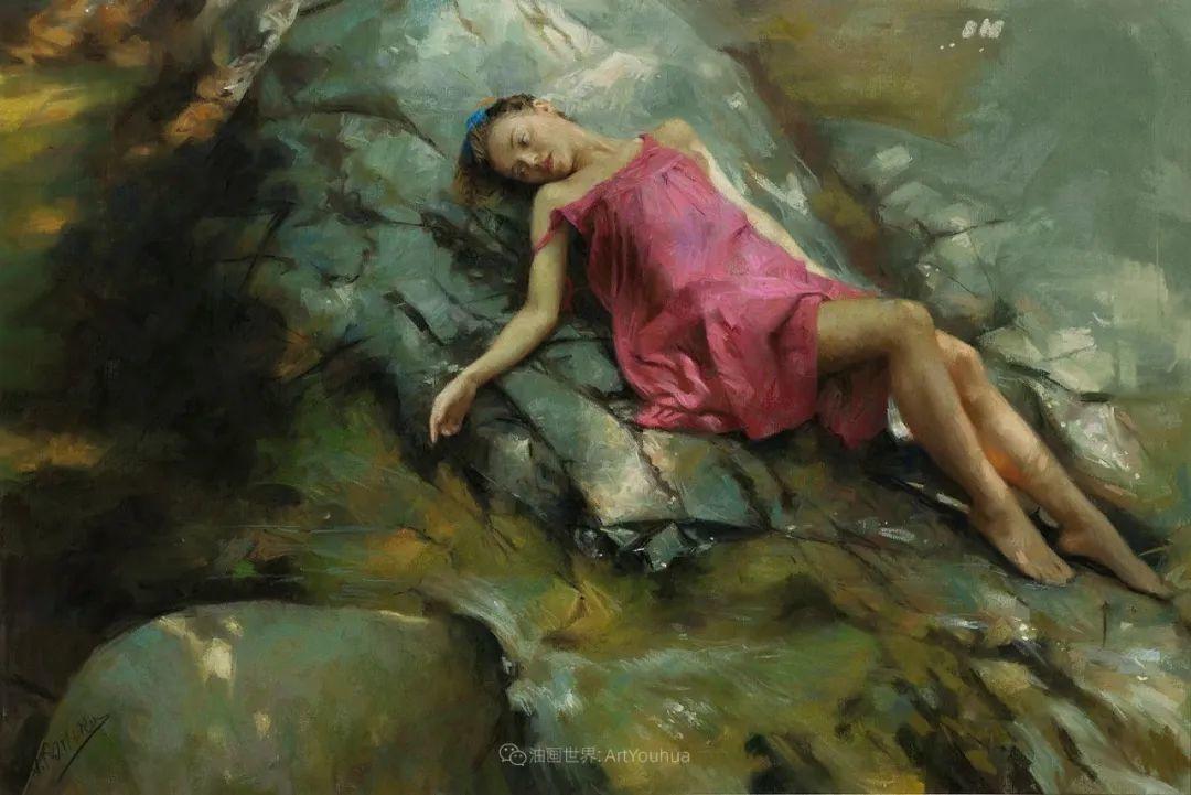 西班牙画家   维森特·罗梅罗·雷东多作品选二插图18