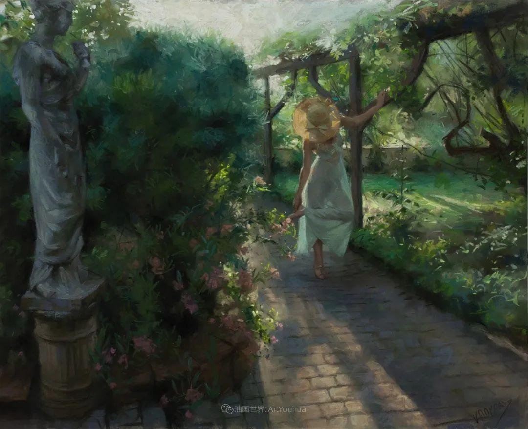 西班牙画家   维森特·罗梅罗·雷东多作品选二插图19