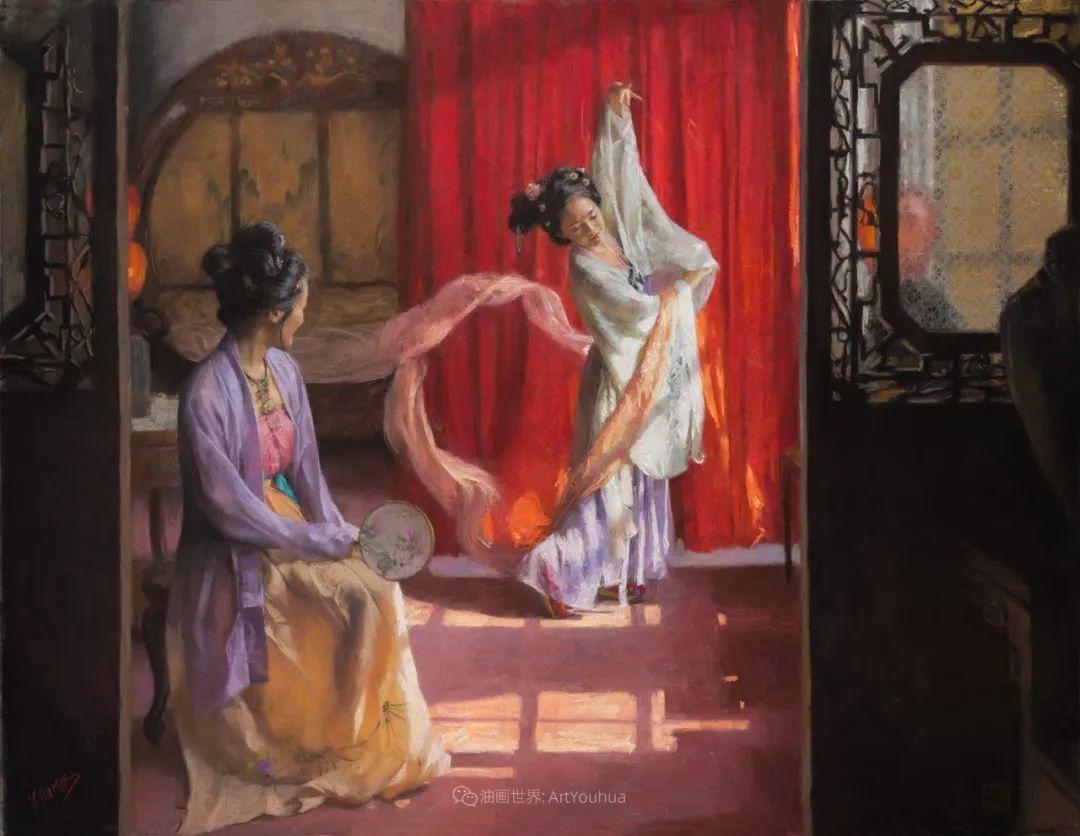 西班牙画家   维森特·罗梅罗·雷东多作品选二插图22