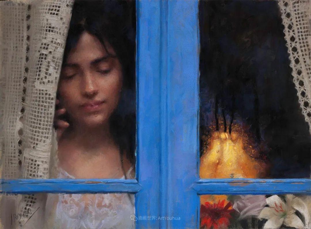西班牙画家   维森特·罗梅罗·雷东多作品选二插图23