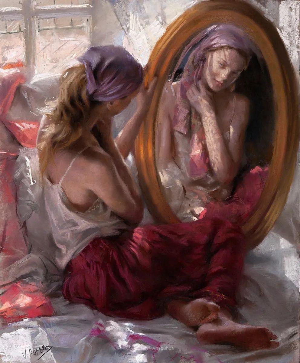 西班牙画家   维森特·罗梅罗·雷东多作品选二插图25