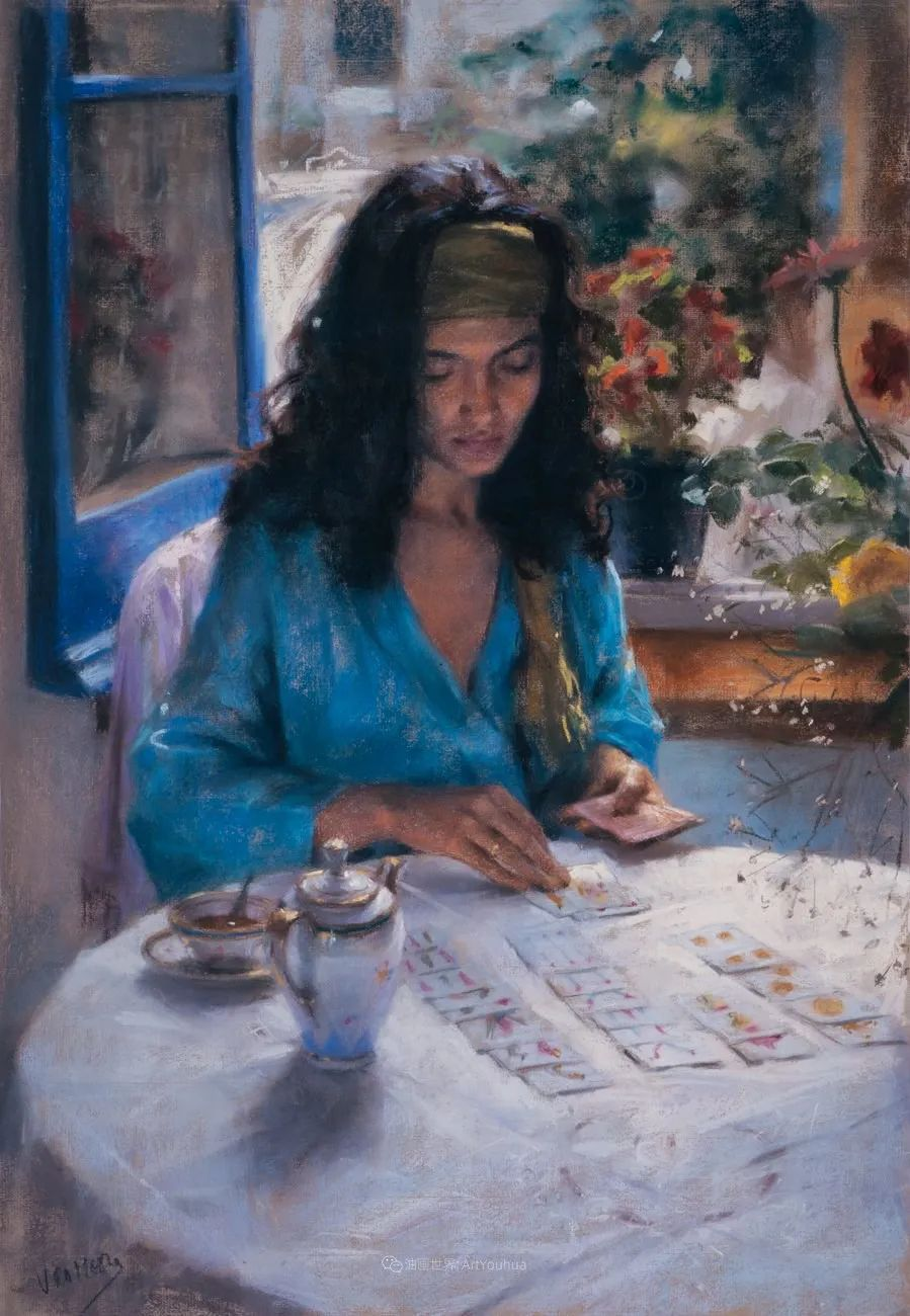 西班牙画家   维森特·罗梅罗·雷东多作品选二插图26