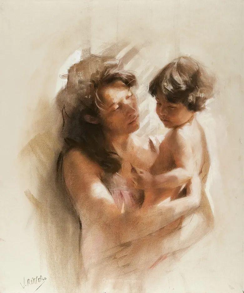 西班牙画家   维森特·罗梅罗·雷东多作品选二插图35