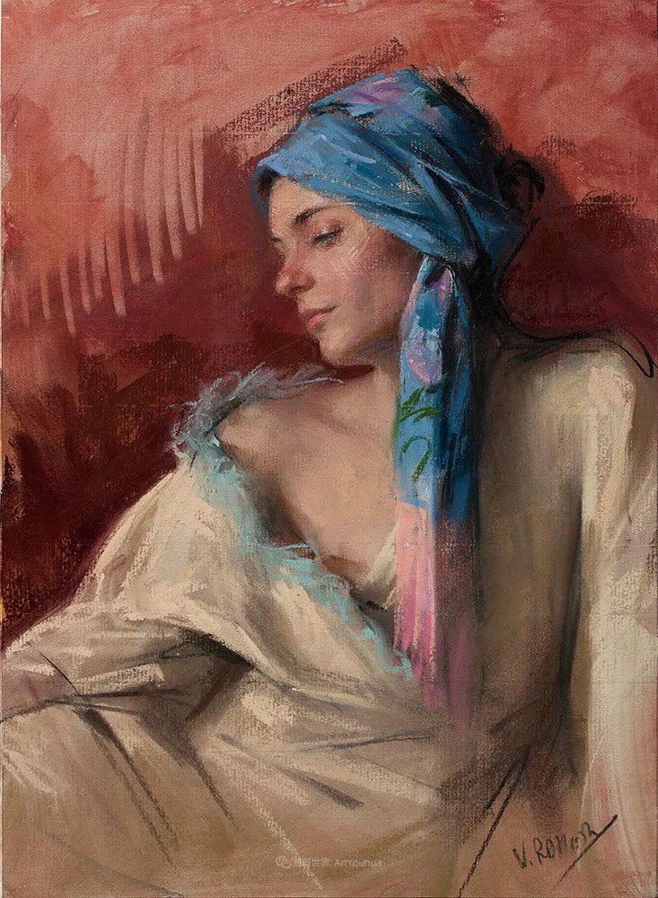 西班牙画家   维森特·罗梅罗·雷东多作品选二插图39