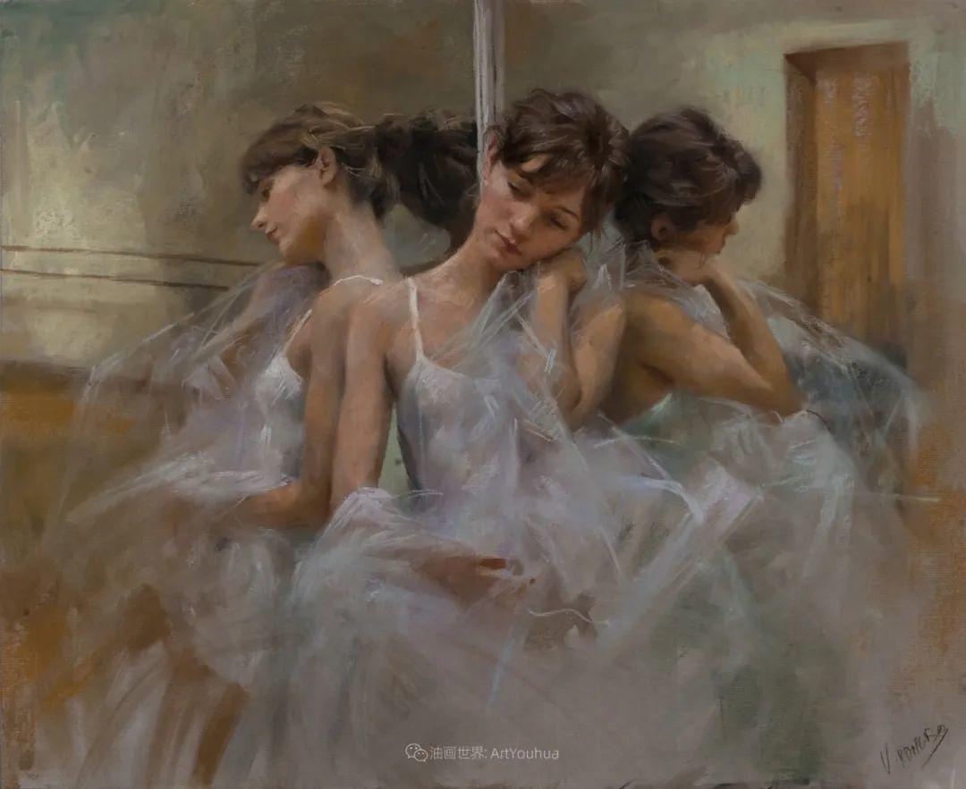 西班牙画家   维森特·罗梅罗·雷东多作品选二插图43