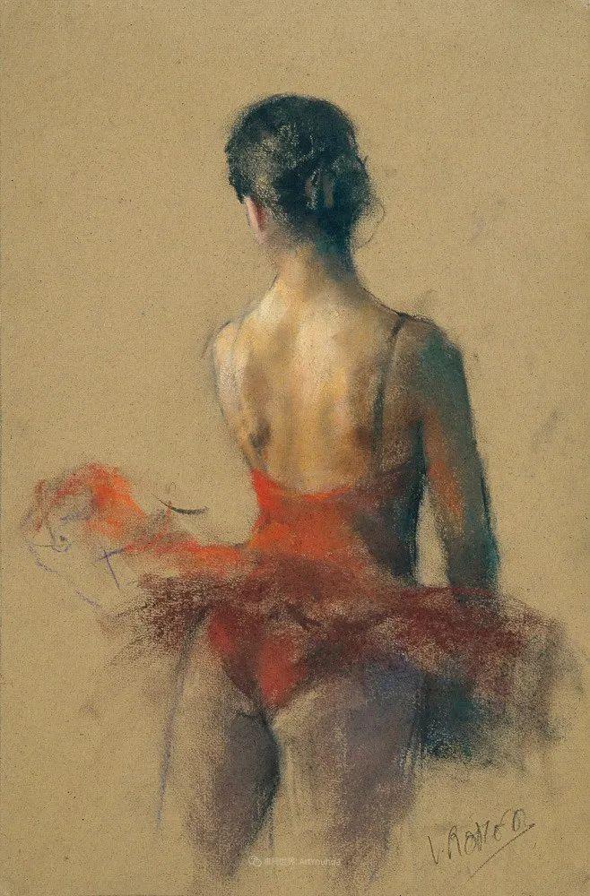 西班牙画家   维森特·罗梅罗·雷东多作品选二插图45