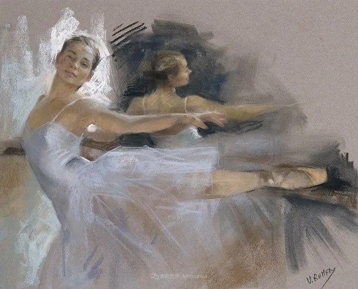 西班牙画家   维森特·罗梅罗·雷东多作品选二插图46