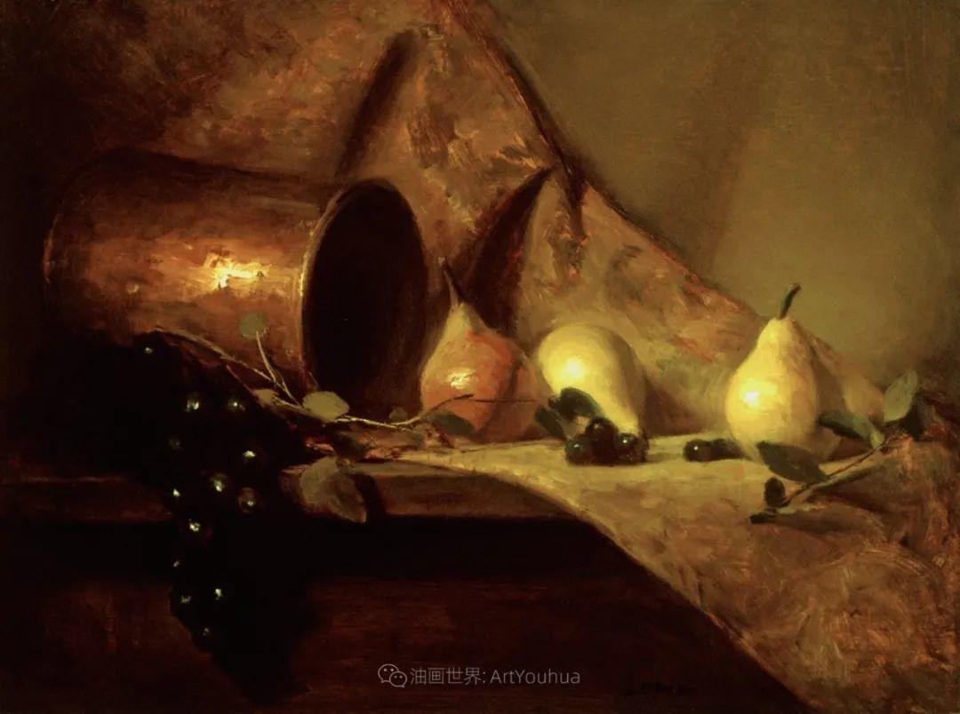 水果与静物,美国女画家莉亚·洛佩兹画选插图27