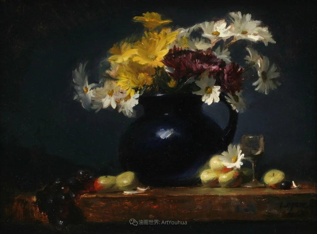 美国女画家莉亚·洛佩兹花卉静物选插图1
