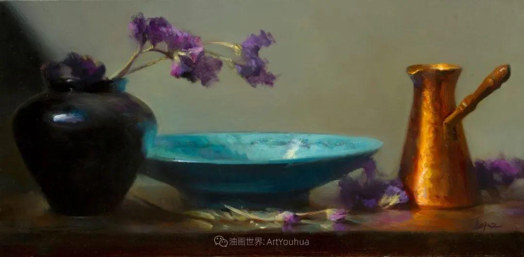 美国女画家莉亚·洛佩兹花卉静物选插图9