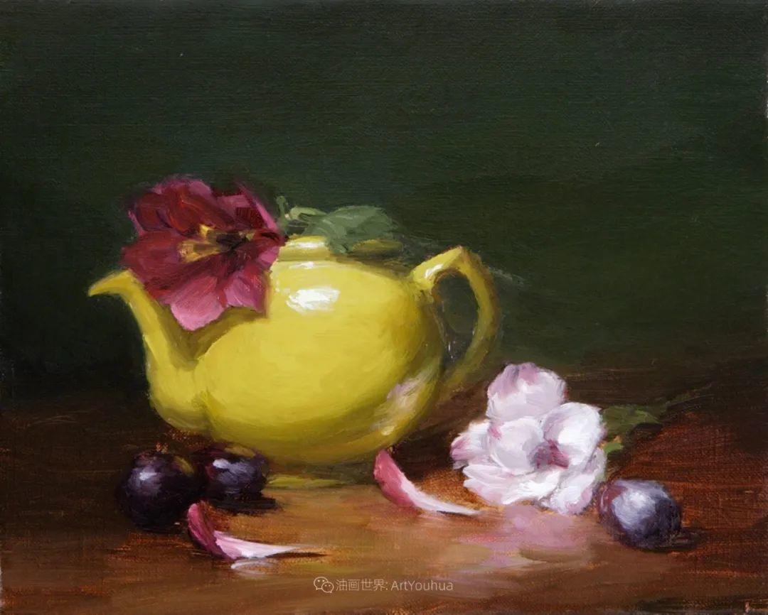 美国女画家莉亚·洛佩兹花卉静物选插图17