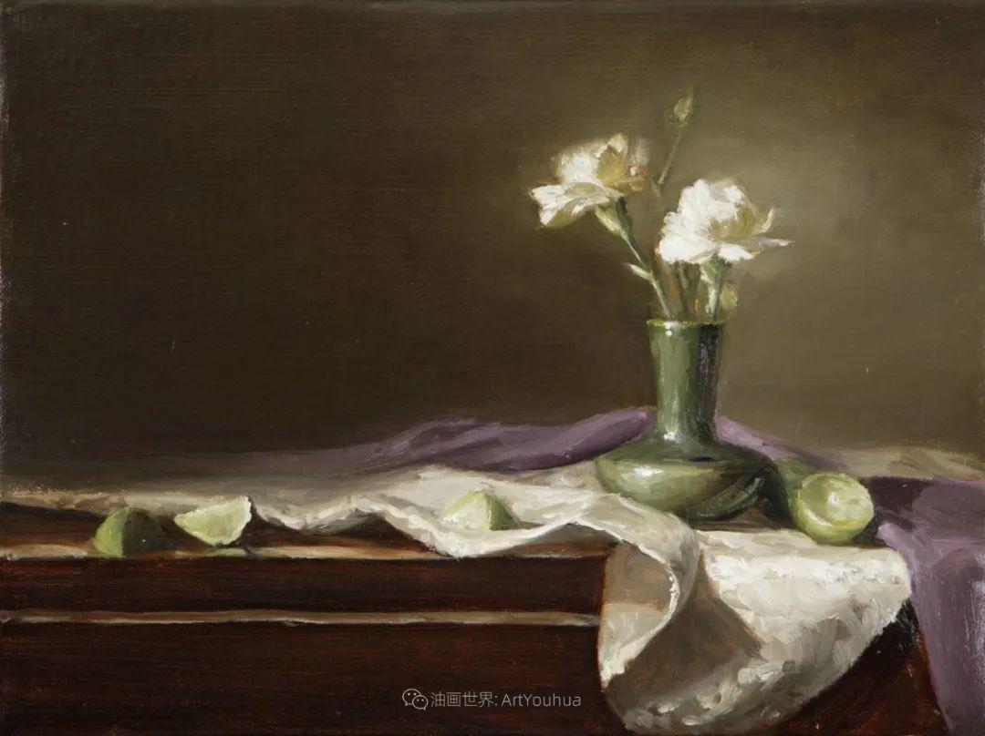 美国女画家莉亚·洛佩兹花卉静物选插图19