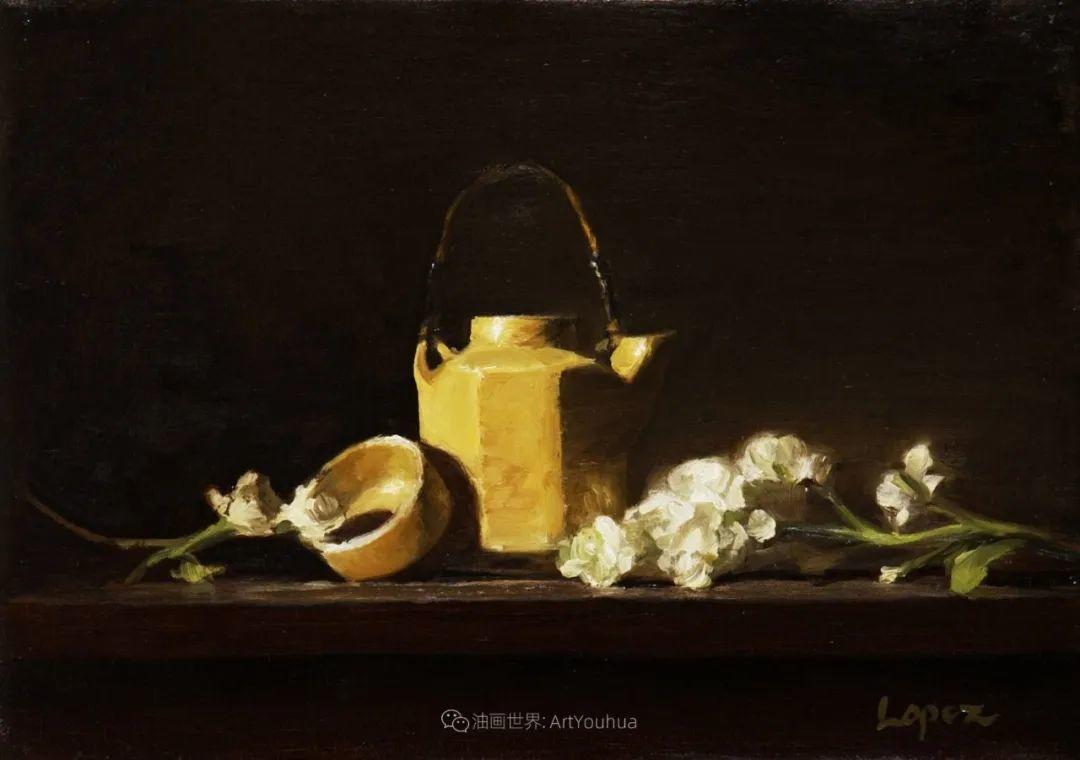 美国女画家莉亚·洛佩兹花卉静物选插图29