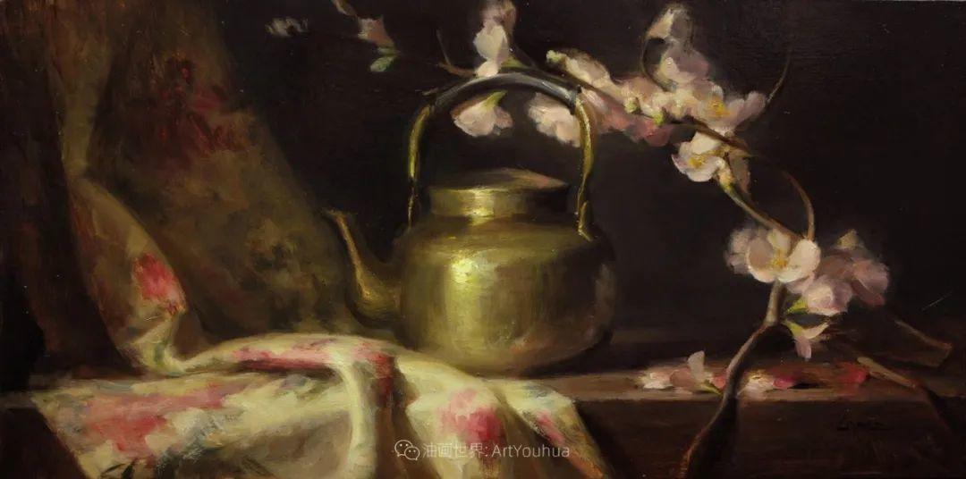 美国女画家莉亚·洛佩兹花卉静物选插图35