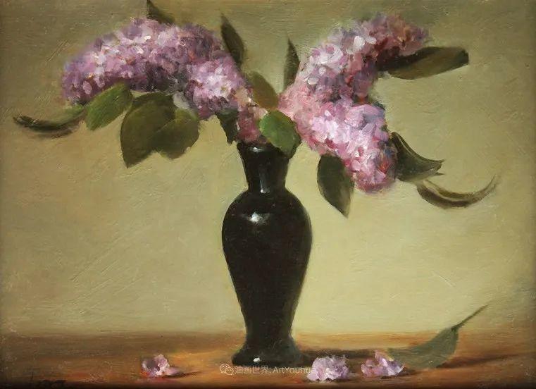 美国女画家莉亚·洛佩兹花卉静物选插图41