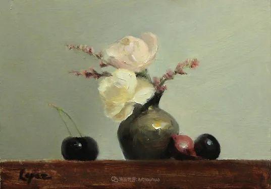 美国女画家莉亚·洛佩兹花卉静物选插图45