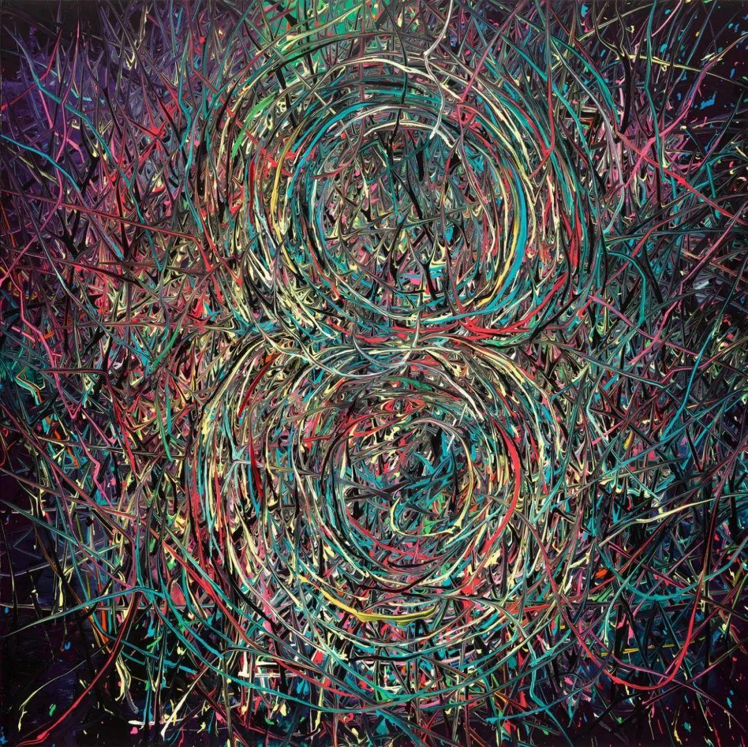 1.8亿天价艺术家曾梵志,最新作品出炉!插图3