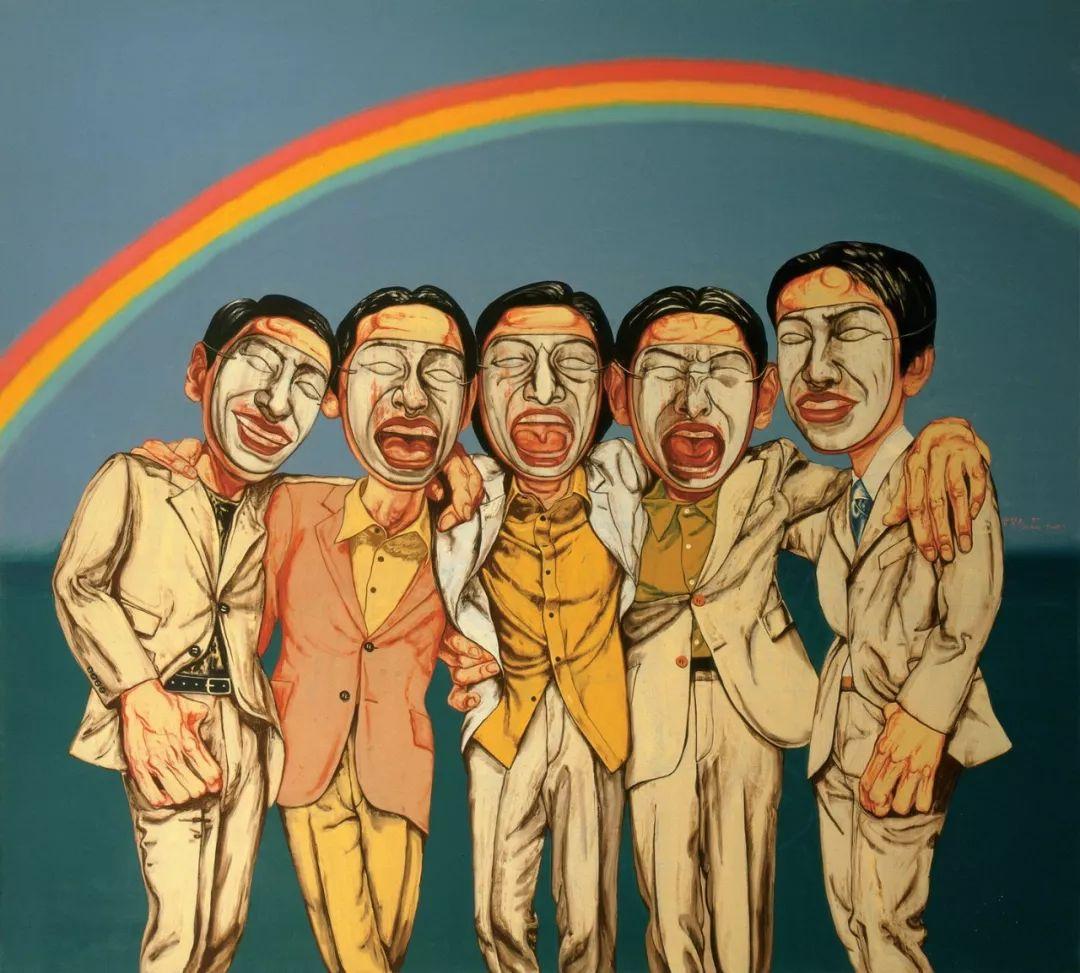 1.8亿天价艺术家曾梵志,最新作品出炉!插图18
