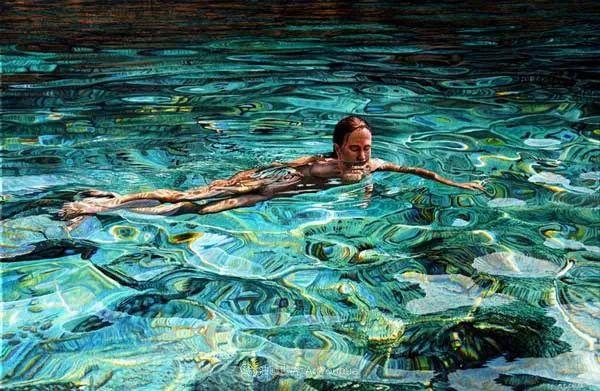 南太平洋最杰出的当代写实画家插图4