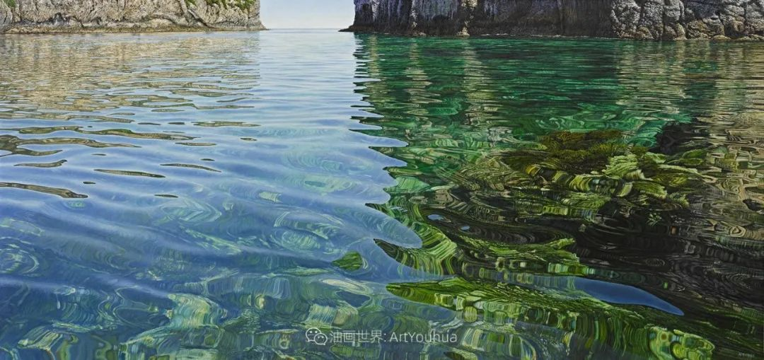 南太平洋最杰出的当代写实画家插图11