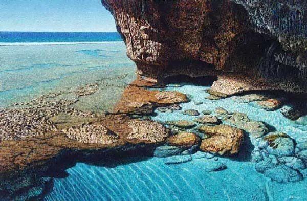 南太平洋最杰出的当代写实画家插图43