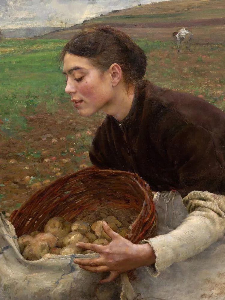 为生活,为平民而艺术,法国绘画大师勒帕热插图11