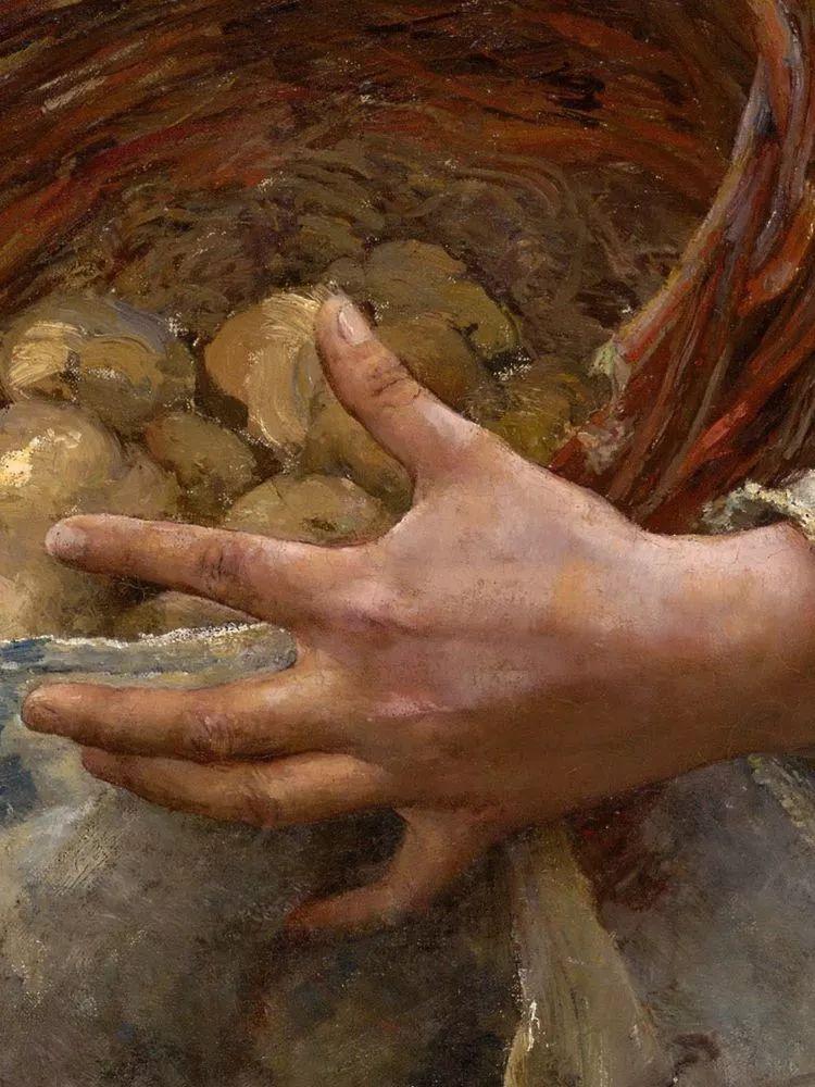 为生活,为平民而艺术,法国绘画大师勒帕热插图17