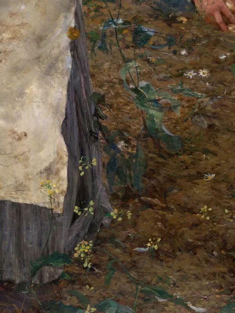 为生活,为平民而艺术,法国绘画大师勒帕热插图19