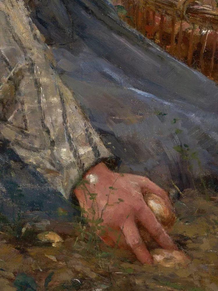 为生活,为平民而艺术,法国绘画大师勒帕热插图23