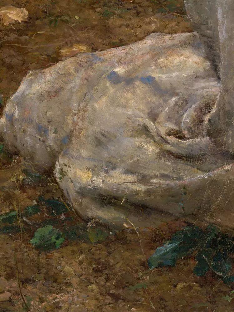 为生活,为平民而艺术,法国绘画大师勒帕热插图25