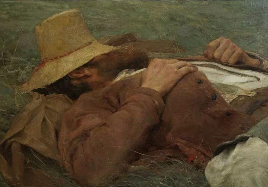 为生活,为平民而艺术,法国绘画大师勒帕热插图37