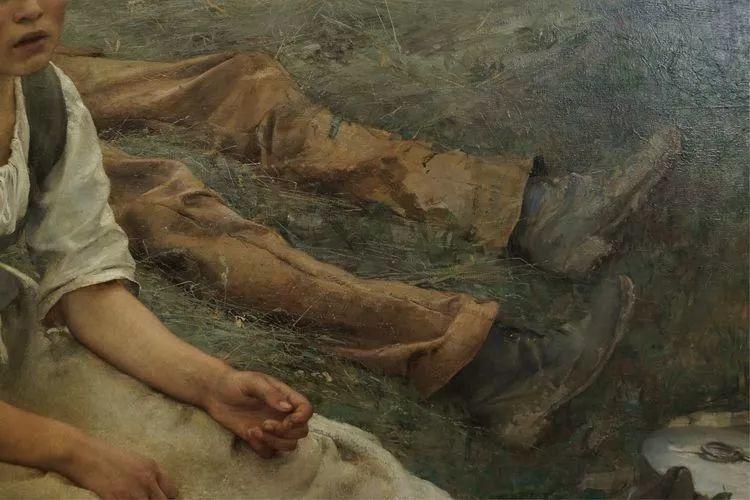 为生活,为平民而艺术,法国绘画大师勒帕热插图39