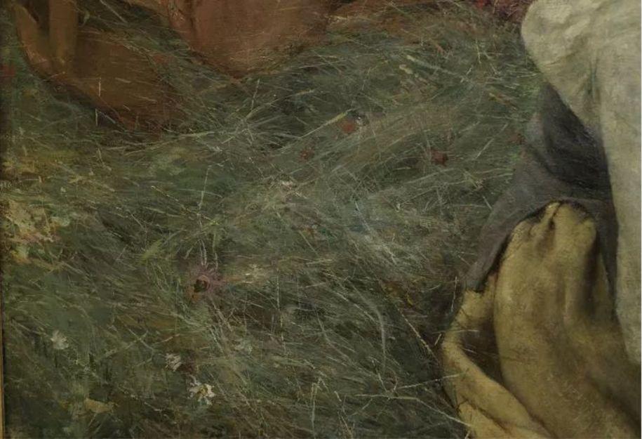 为生活,为平民而艺术,法国绘画大师勒帕热插图45