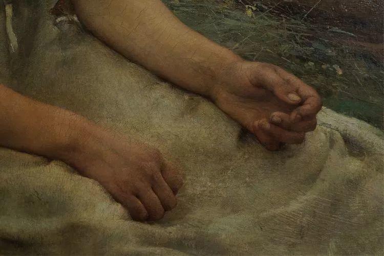 为生活,为平民而艺术,法国绘画大师勒帕热插图47